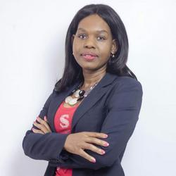 Gladness Bambisa, estate agent