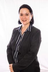 Nina Brune, estate agent